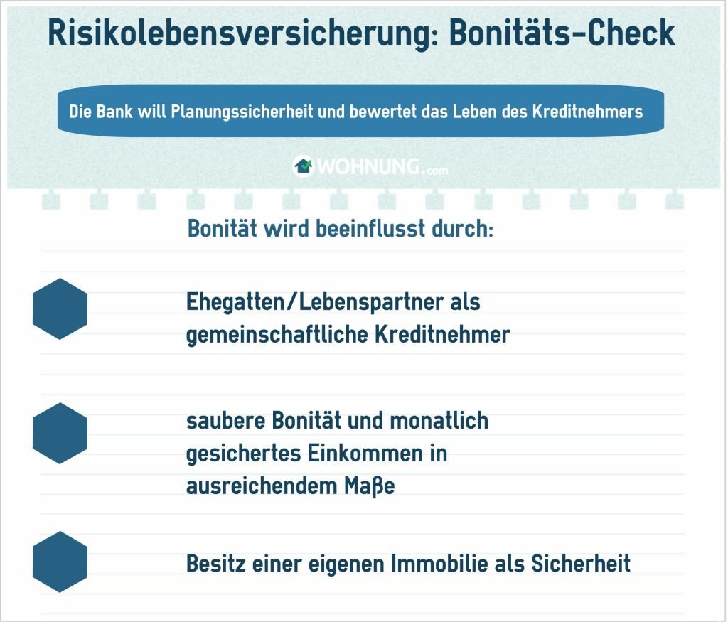 RisikolebensversicherungBonität