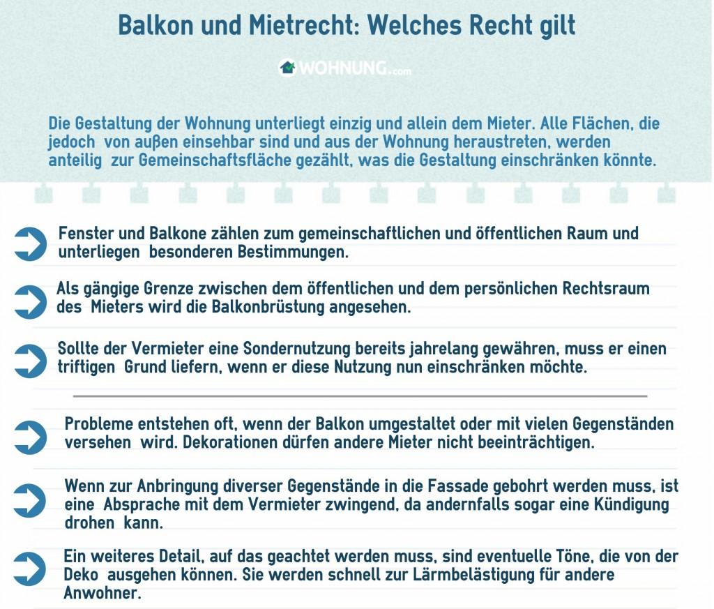 BalkoneObjekteRecht