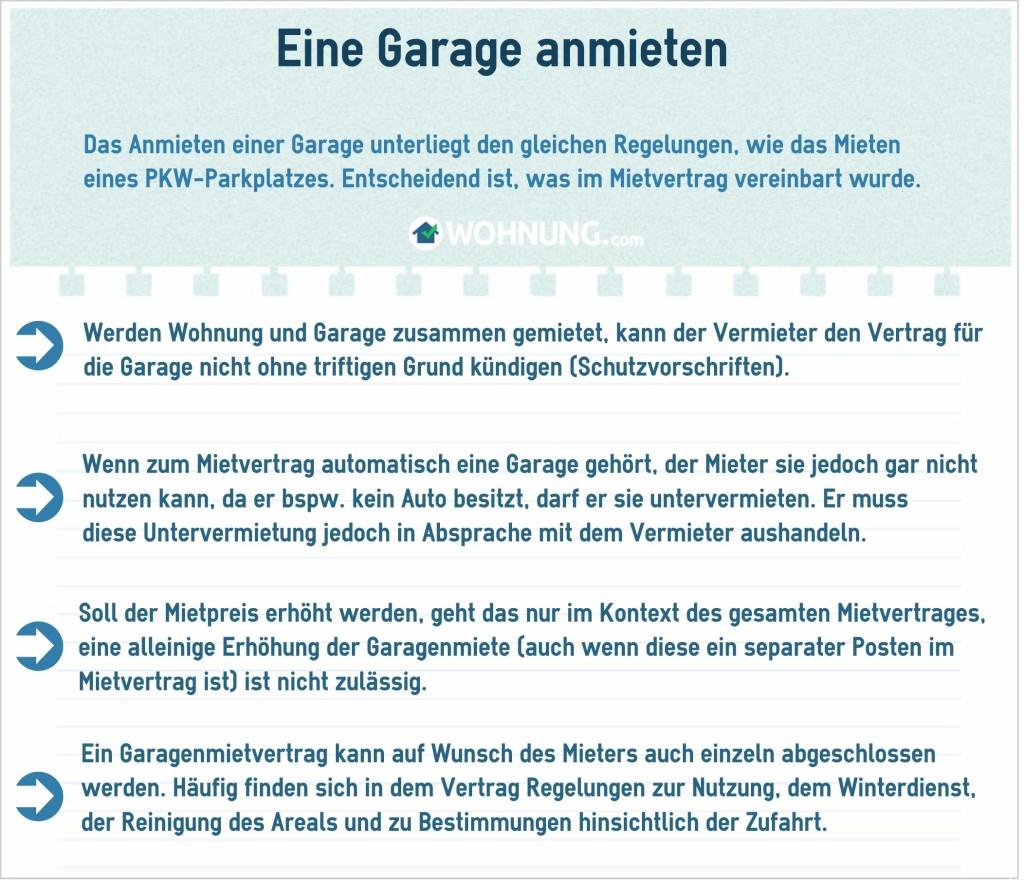 ParkplätzeGaragenRegelungenAnmieten