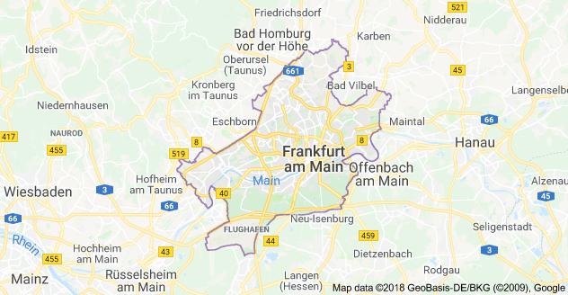 Frankfurt: bevölkerungsreichste und teuerste Stadt Hessens